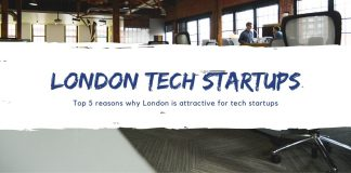London Tech Startups