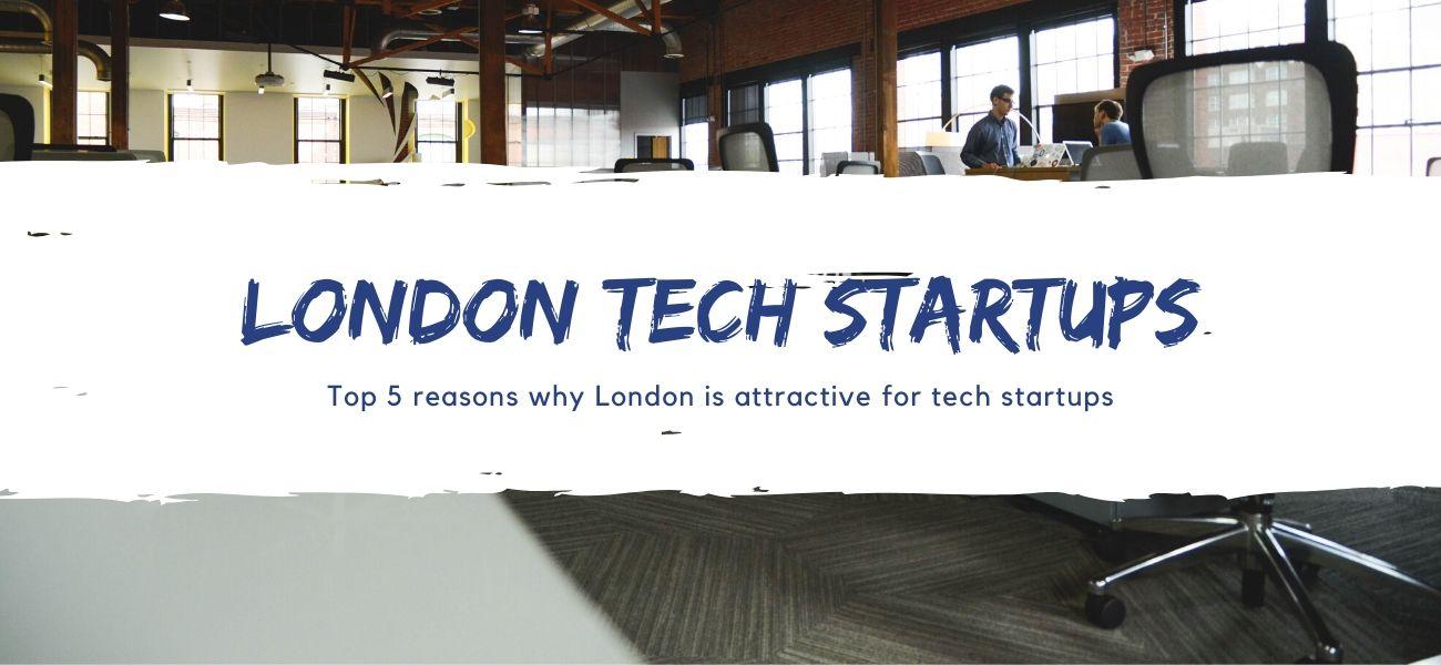 London Tech Startups
