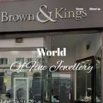 Brown & Kings jewel shop