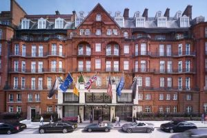 Claridge's Mayfair - hotel for business events