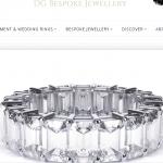 Buy best Diamond rings at Bespoke shop