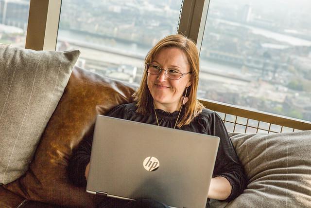 Manuela Willbold blogger and content writer