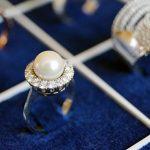 Pair of Diamond Rings