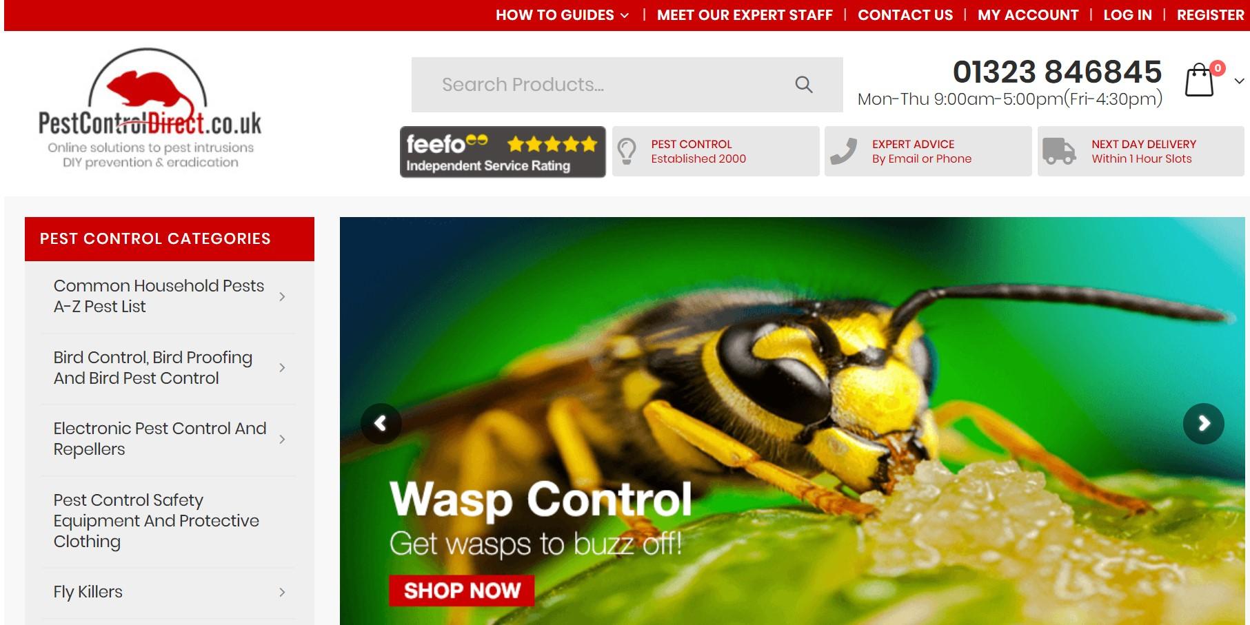 Pest control direct london