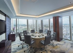 Shangri-La Hotel - business event venue London