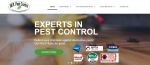 mr pest control company in london