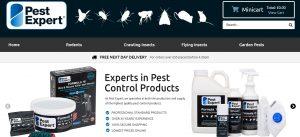 pest expert - pest control company london