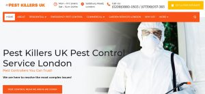 pest killers control company in london