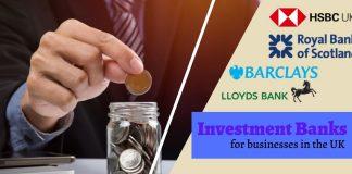 investment banks uk