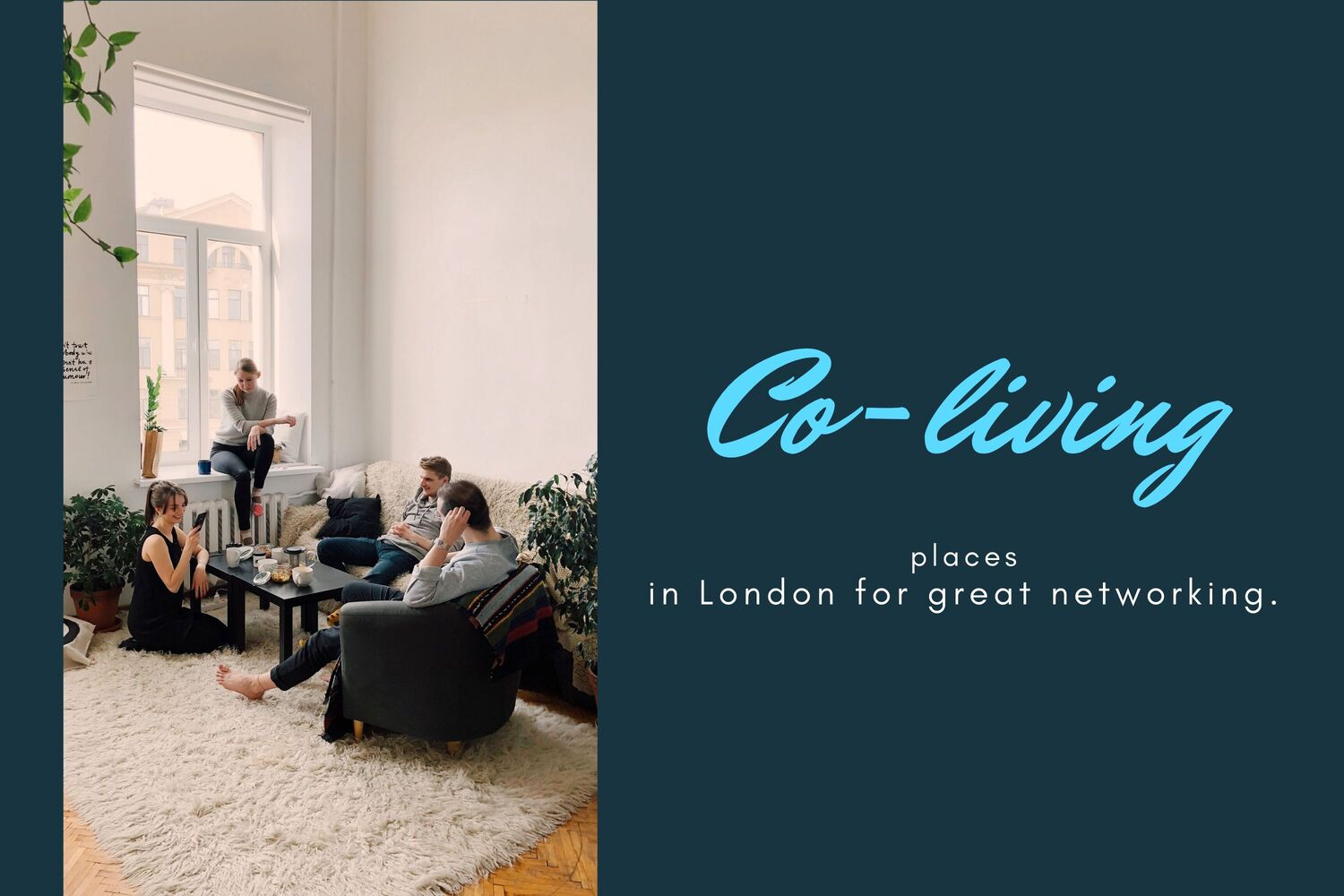 Vonder - Co-living places in London