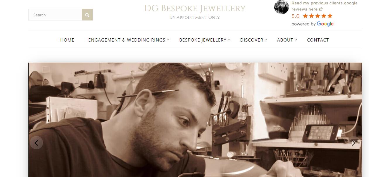 D G Bespoke Jewellery