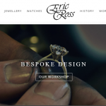 rings in Eric Ross Jewellers