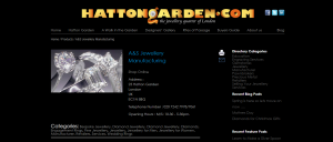 A&S Jewellery Manufacture Limited