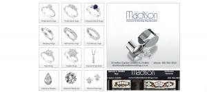 Madison Diamond rings