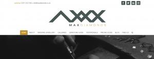 Max Diamonds in Hatton Garden Jewellry