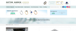 Smith and Green Diamond Jewellery