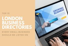 Top 15 London Business Directories