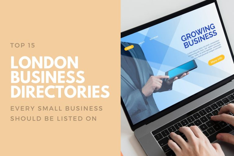 Top 15 London Business Directories Every Small Business Should Be Listed On