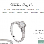 Buy best rings in Victorian Ring