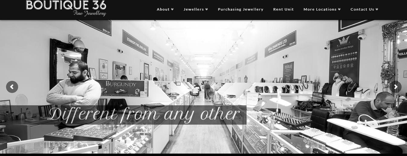 TOP 50 Hatton garden Jewelley shop