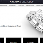carriage diamonds in UK