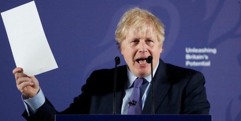 """Legislation to end automatic early release"" – Boris Johnson"