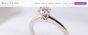 solitaire Diamond shop