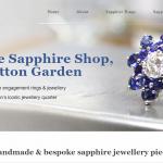 the sapphire Jewellery shop