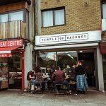 Vegan restaurants London - Temple of Seitan