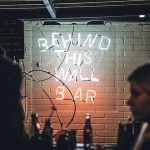 Behind This Wall Bar London - CBD