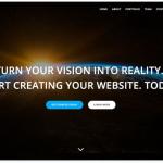 WordPress theme highlight