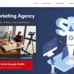 clickdo digital marketing agency website