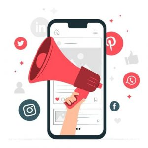 Social Media Pages for Real Estate Listing