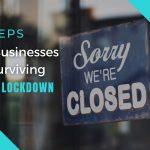 3 Steps for Survive in Businesses after Lockdown