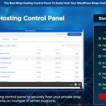 How a WordPress Website can be set up easily and quickly with the SeekaHost Blog Hosting Control Panel