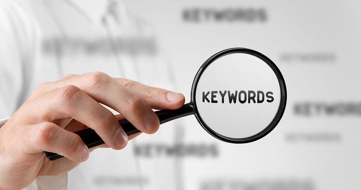 Refine Keywords List Over Time