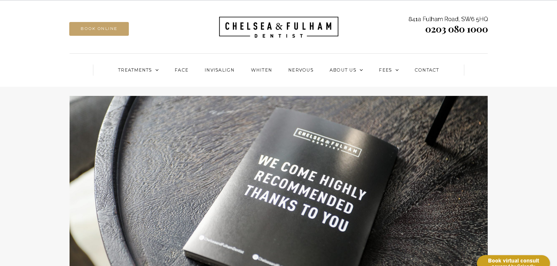 Chelsea and Fulham Dentist