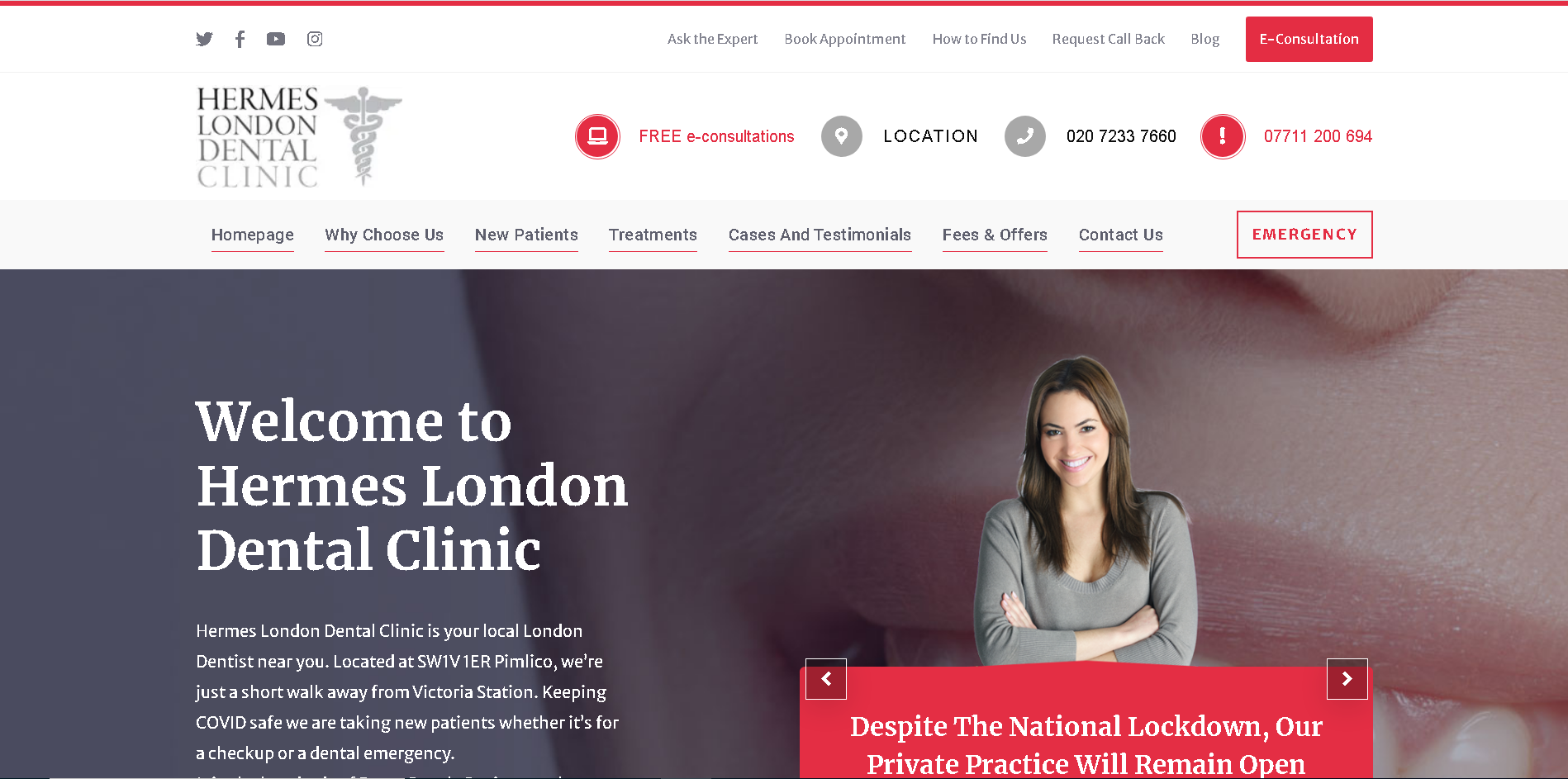 Homes London Dental Clinic