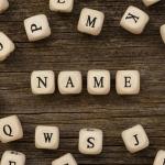 Select name of a company