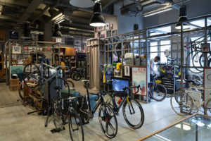 Bicycle and Motorcycle Shop