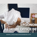 Ergonomic Home Office Desk To Get Right Posture