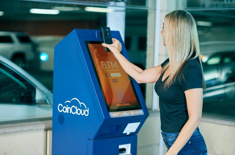 How to use a Bitcoin ATM?