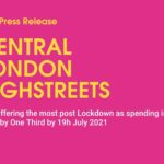 Press Release- Central London Highstreets are suffering
