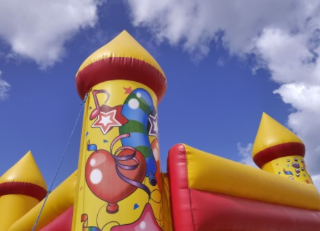 Princess Carriage Bounce n Slide