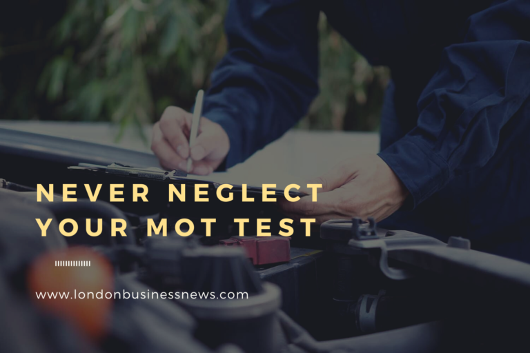 4 Important Reasons to Never Neglect Your MOT Test