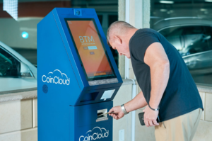 Receive Cash from bitcoin ATM