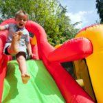 Spiderman Bounce n Slide