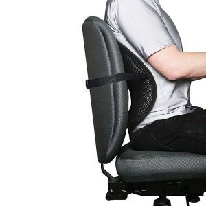 Use Ergonomic Home Office Support