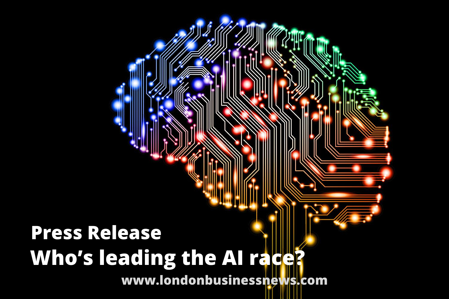 Press Release Who's leading the AI race Research reveals a deep divide across UK businesses