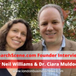 SearchScene.com Founder Interview – Dr Neil Williams & Dr. Ciara Muldoon